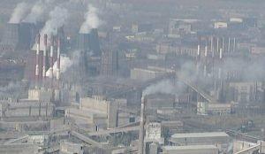 Промышленные выбросы будут снижены на треть