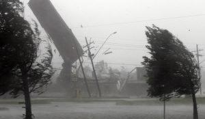 В Челябинской области снова ожидают ураган