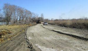 В Уйском отремонтируют дорогу