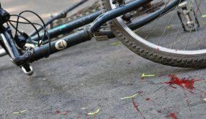 В Магнитогорске сбили 14-летнего велосипедиста
