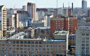высотки Челябинск