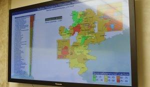 данные о явке избирателей в Челябинской области на 10 утра