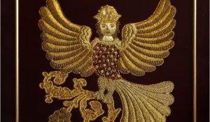 В Челябинске откроется выставка золотошвейки Елены Рай
