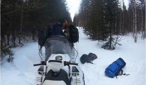 На Таганае спасли пятерых туристов из Челябинска