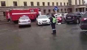 Из Челябинвестбанка эвакуировали людей