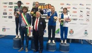 Челябинская спортсменка стала бронзовым призером первенства Европы по боксу
