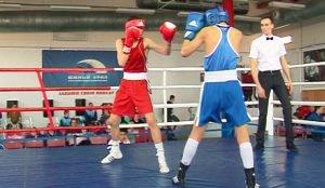 Турнир по боксу в Челябинске