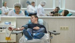 В России 20 апреля отмечают День донора