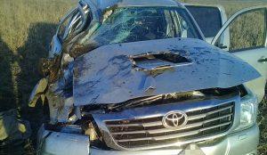 Погиб пассажир иномарки