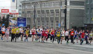 Движение транспорта в Челябинске помешает легкоатлетическая эстафета