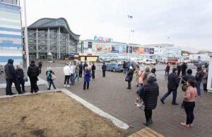 эвакуация Горки