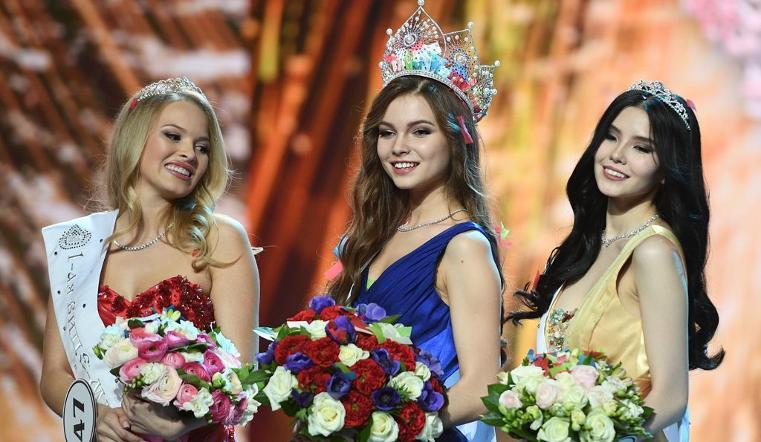 В Москве стало изестно имя самой красивой девушки России