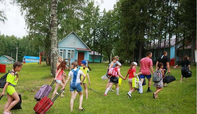821 лагерь будет работать на Южном Урале этим летом