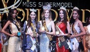 Россиянка победила на международном конкурсе Miss Supermodel Worldwide