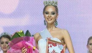 Дарья Лукина победила на конкурсе красоты Русского радио