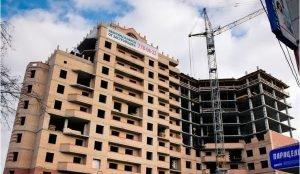 Дольщики проблемоного комплекса в Челябинске достроят его сами