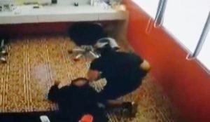 Дерзкое ограбление было совершено рано утром в Таиланде