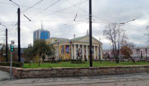 Площадь Ярославского в Челябинске предлагают предлагают переименовать к ШОС и БРИКС