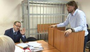 Николай Сандаков впервые долго говорил в суде