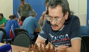 Турнир по шахматам и шашкам среди незрячих