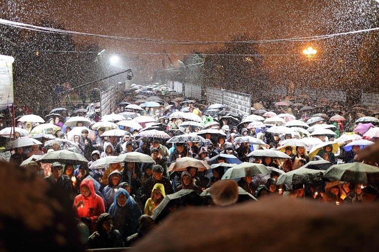 ВЧелябинске 9мая ожидаются снегопады