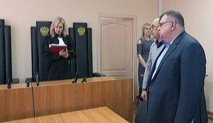 Оглашение приговора Сергею Мануйлову
