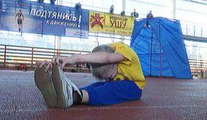 В рамках фестиваля комплексного физического развития протестировали около 300 спортсменов
