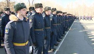 В ЧВВАКУШе выпустили курсантов