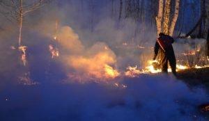 Челябинск вновь задыхается от смога пожаров