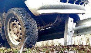 В Кусинском районе погиб водитель ВАЗа
