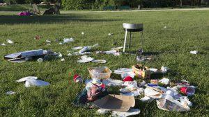 Пластивая одноразовая посуда станет дороже