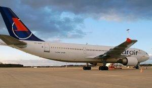 Самолет с челябинцами из Анталии совершил вынужденнную посадку