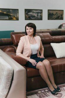 Елена Сюткина