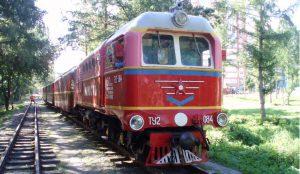 На детской железной дороге в Челябинске появятся еще 2 станции