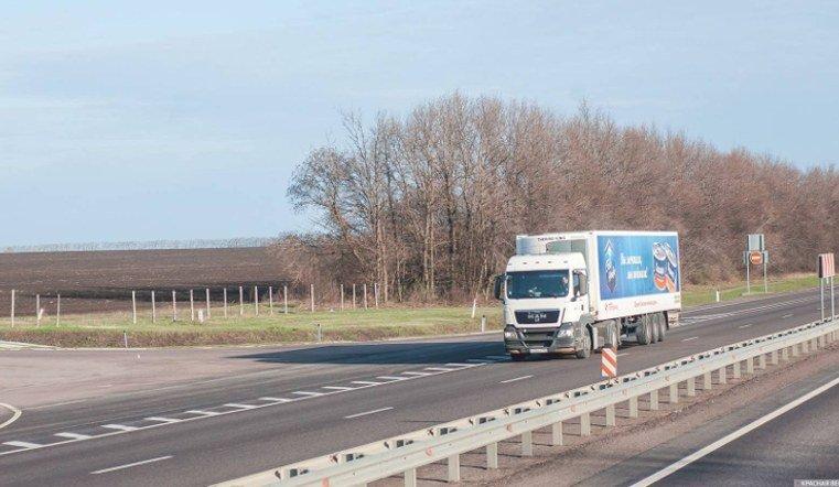 Фурам разрешили снова езить оп региональным дорогам