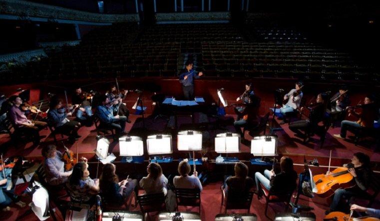 Под звуки классики: вСатке проходит фестиваль имени Елены Образцовой «Кармен»