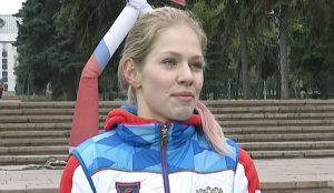 Татьяна Кудашова провела массовую зарядку