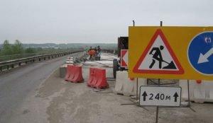 В Челябинске отремонтируют мост на Троицком тракте