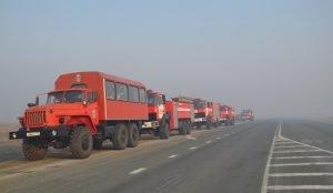 На трассах Южного Урала ввели ограничения из-за лесных пожаров