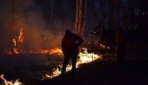 В МЧС заявляют, что Челябинску не угрожают лесные пожары