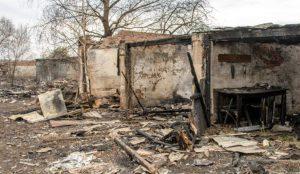В Озерске сгорели более 200 гаражей