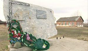 Памятник воинам-освободителям в поселке Северный в удручающем состоянии