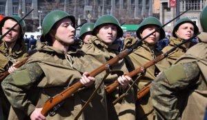Парад Победы в Челябинске