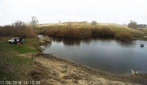 В реке Увелка утонул тракторист