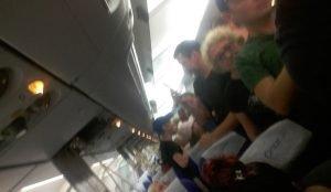 Челябинские туристы застряли в аэропорту Волгограда
