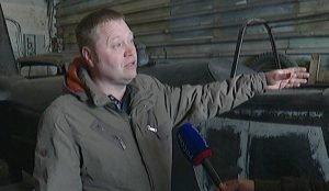 Челябинец собрал в собственном гараже Як-3