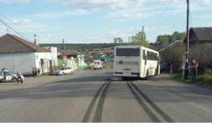 На Южном Урале под колесами автобуса погиб 6-летний велосипедист