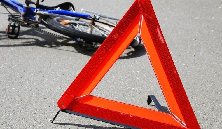 14-летнего челябинца на велосипеде сбила машина