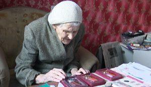 Вера Богомолова не была на фронте, собирала самолеты на авиационном заводе в Улан-Удэ