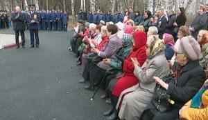 Встреча перед Днем Победы стала традиционной, проводится 12-й раз